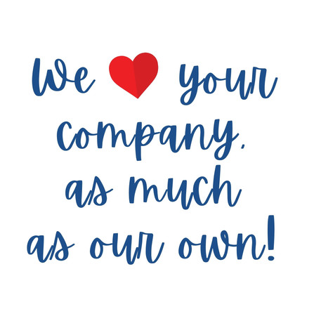 We Heart Your Company