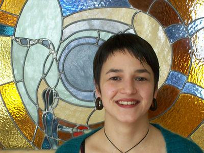 Dominique Lachapelle spécialiste du vitral