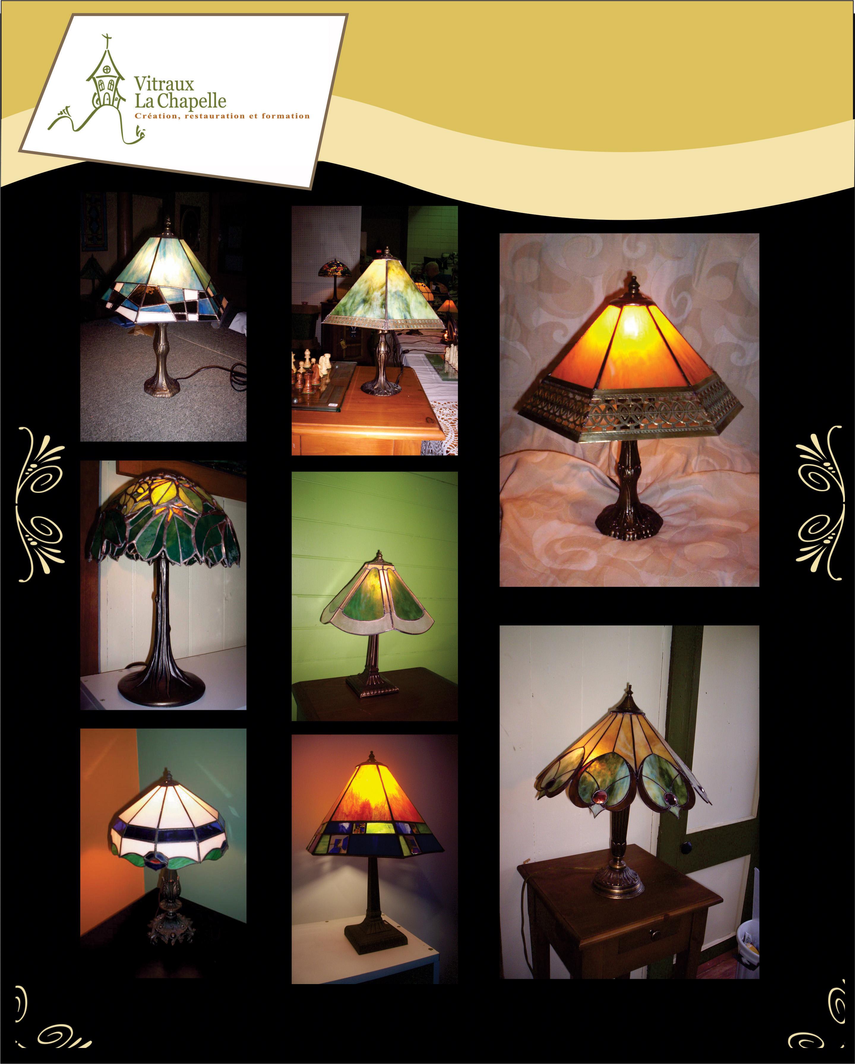 Lampe chevet Lumière tamisée