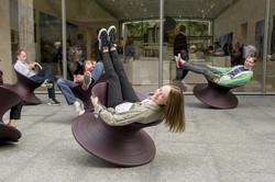 Megan-Radke-in-a-Spun-chair.