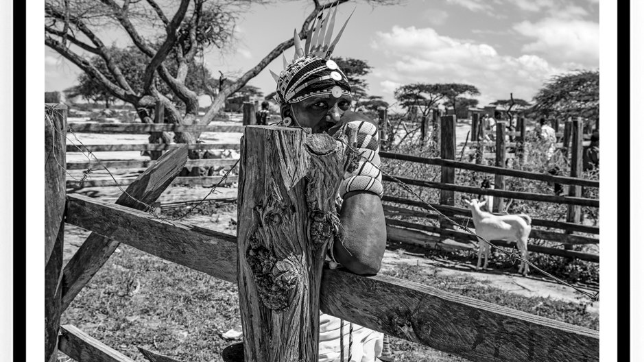 Cattle Market, Africa, 2018. Fine Art Print. 80 x 60 cm. Edition 10.