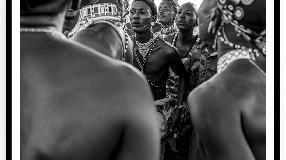 Moran Dancer, Africa, 2018. Fine Art Print. 80 x 60 cm. Edition 10.