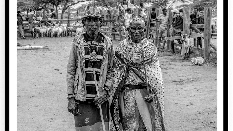 Samburus, Africa, 2018. Fine Art Print. 80 x 60 cm. Edition 10.