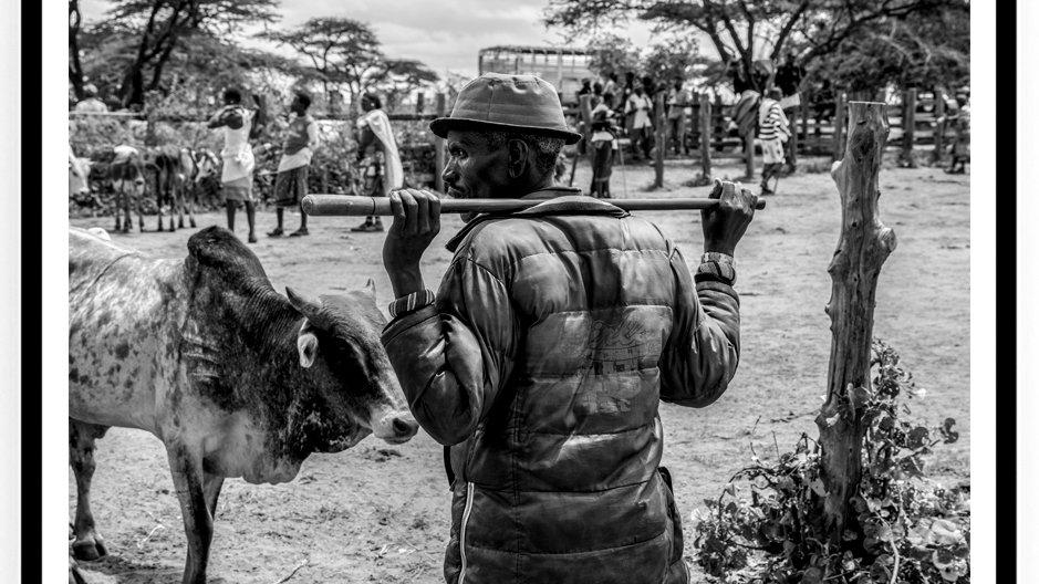 Shepherd, Africa, 2018. Fine Art Print. 80 x 60 cm. Edition 10.