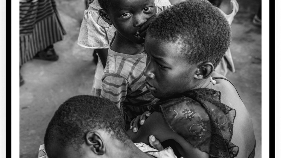 Children, Samburu County, Africa, 2018. Fine Art Print. 80 x 60 cm. Edition 10.