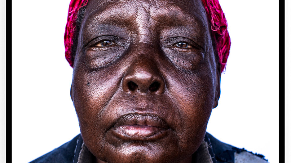 Samburu Woman, Africa, 2018. Fine Art Print. 80 x 60 cm. Edition 10.