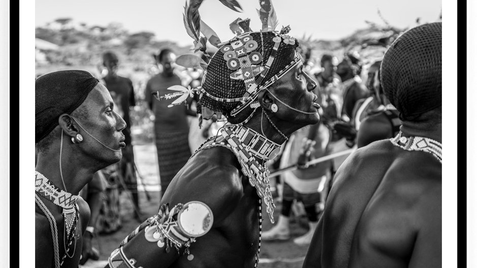 Moran Dancer, Africa, 2018. Fine Art Print. 80 x 60 cm. Edition 10.
