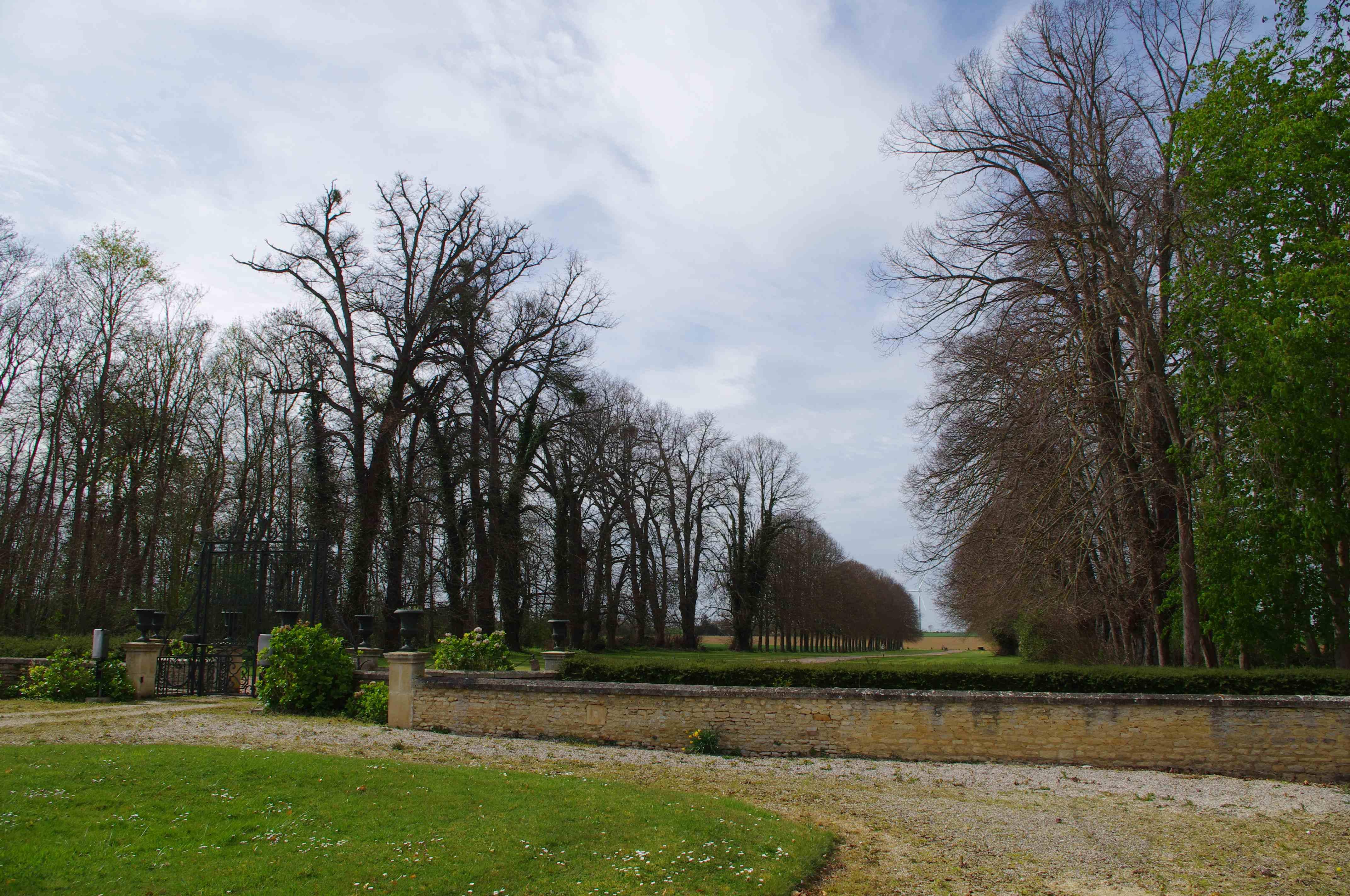 Château chez Pierre Flore