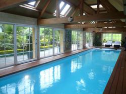 Propriete Normande avec piscine