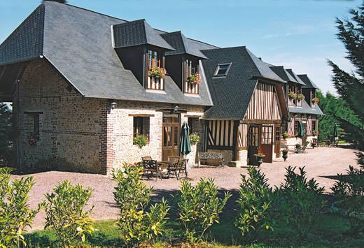 Grande propriété à Deauville