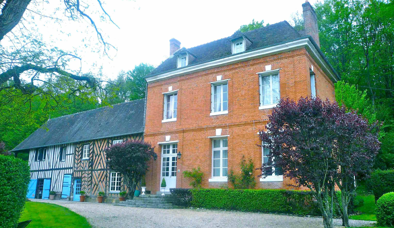 Vente propriété Normande à Bernay