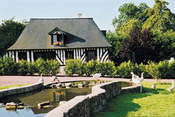 Belle propriété à Deauville