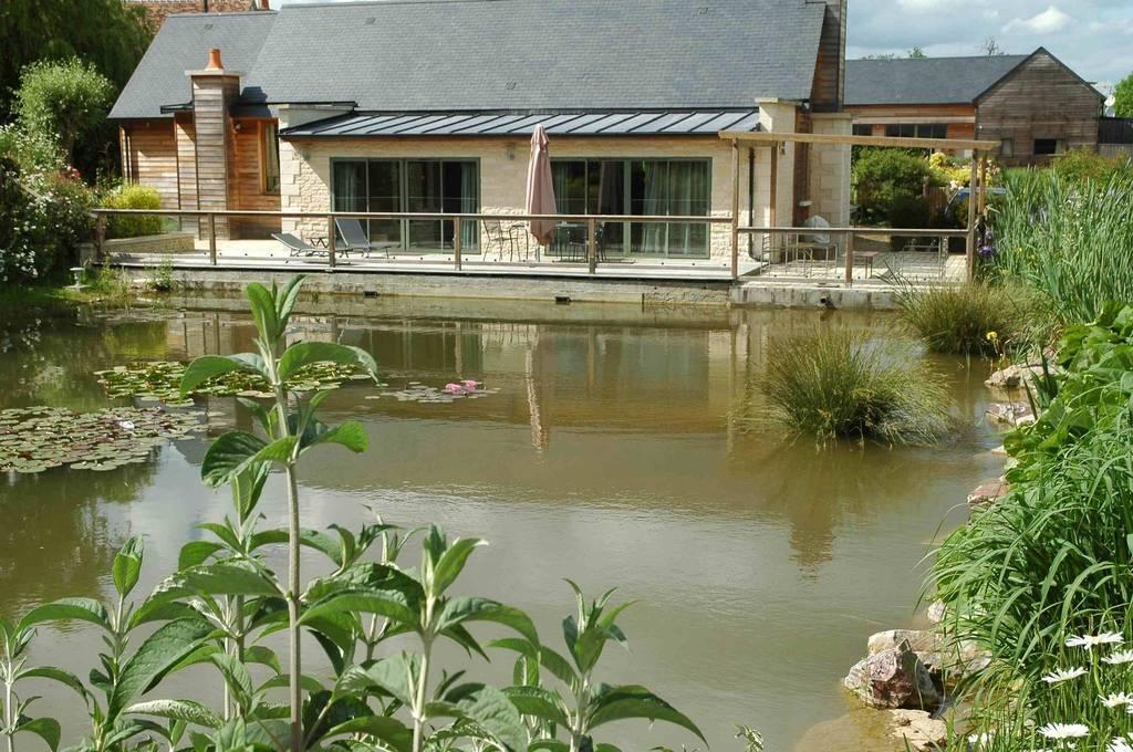 propriété arboré à Deauville