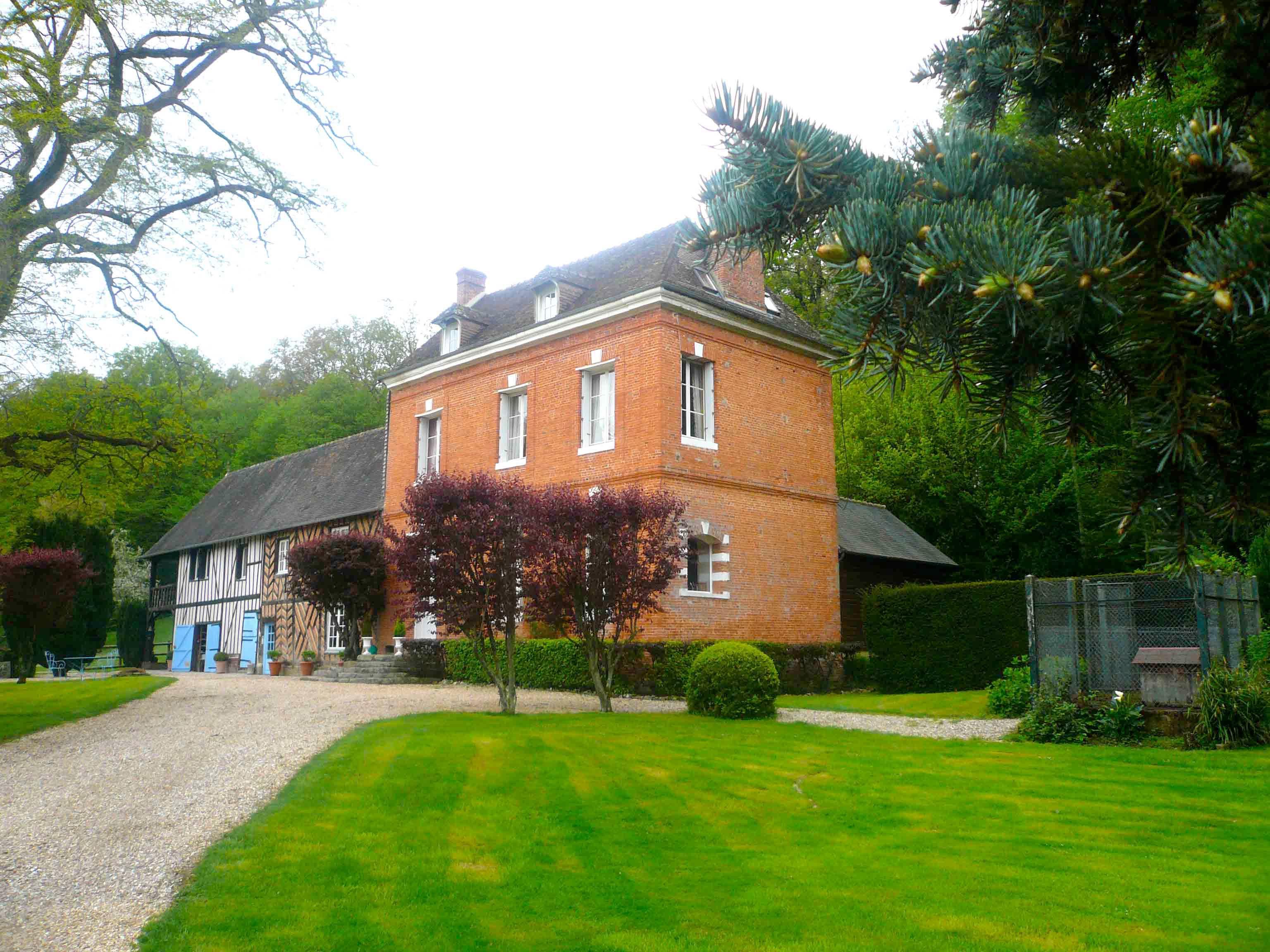 Achat propriété Normande à Bernay