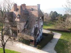 Beau château face mer - Deauville