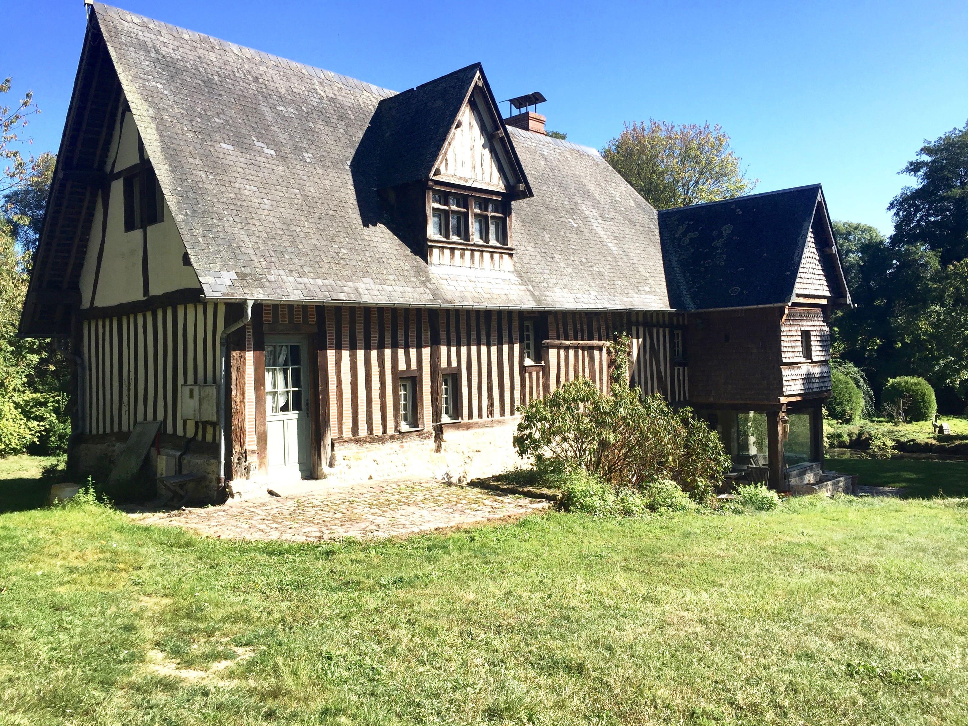 Manoir Blangy le chateau