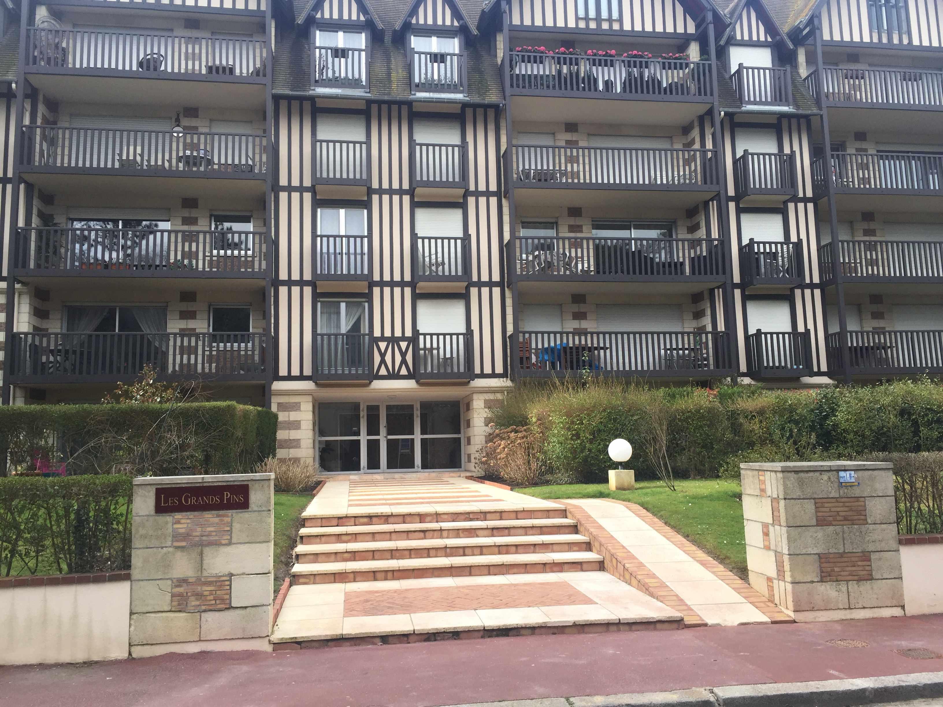 Vente appartement vue Mer Deauville