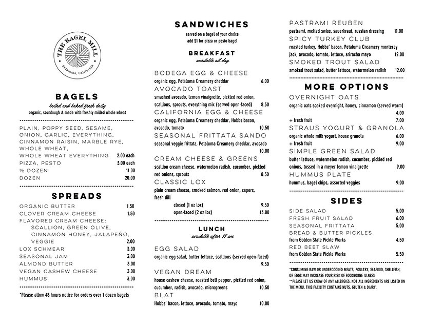 The Bagel Mill Menu Design v4_pricingcha