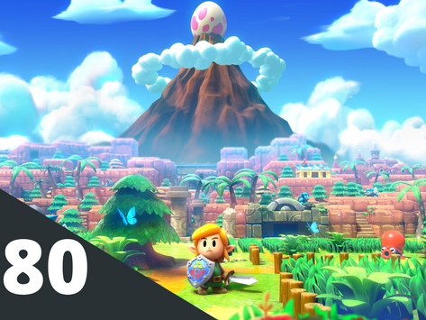 Review - The Legend of Zelda link's awakening para Nintendo switch.