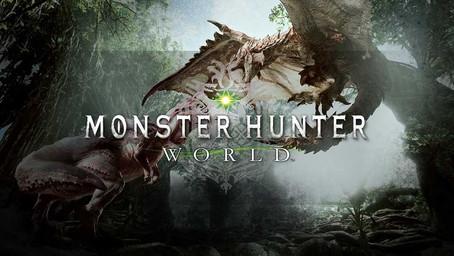 Sorteio: Monster Hunter World