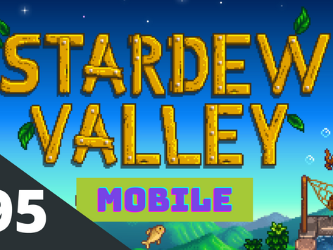 Review: Stardew Valley Mobile