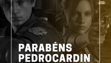 Resultado do sorteio: Resident Evil 2: RE - STEAM
