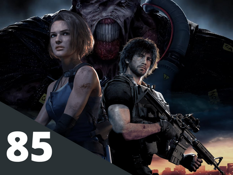 """Review: Resident Evil 3 """"REMAKE""""/REIMAGINED!"""