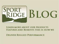 Sport Ridge Blog