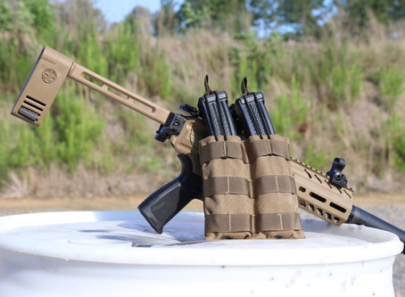 Double Speed Load™ SMG Molle Pouch