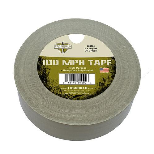 100 MPH Tape - 60 Yard