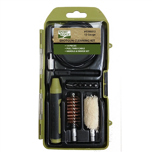 13-PIECE SHOTGUN FIELD CLEANING KIT