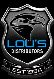 Lou's Police Distributors logo.png