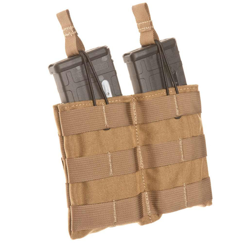 MOLLE Double Speedload Rifle