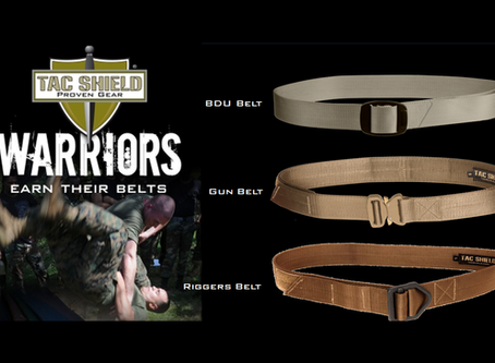 Tac Shield Tactical Gun Belts