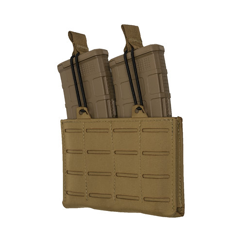 RZR™ MOLLE Double Rifle Mag Pouch