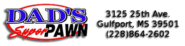 Dad's Super Pawn logo.png
