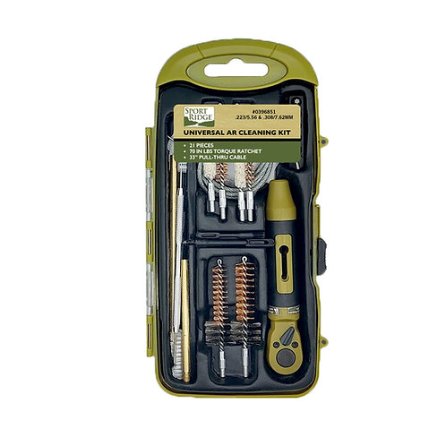 21-PIECE UNIVERSAL AR CLEANING KIT