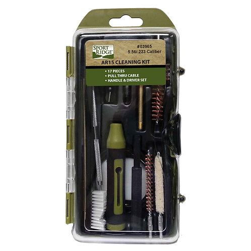 17-PIECE AR FIELD CLEANING KIT