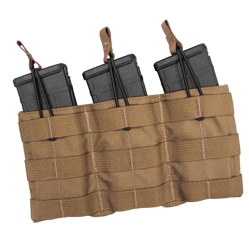 Triple Speed Load Rifle Magazine Pouch