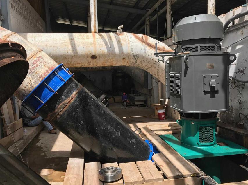 HIDALGO COUNTY WATER DISTRICT #9 RELIFT PUMPS