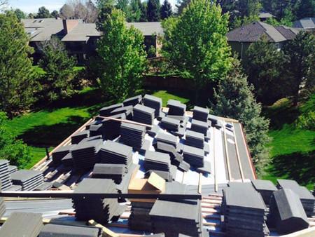 Tile Roof Loaded