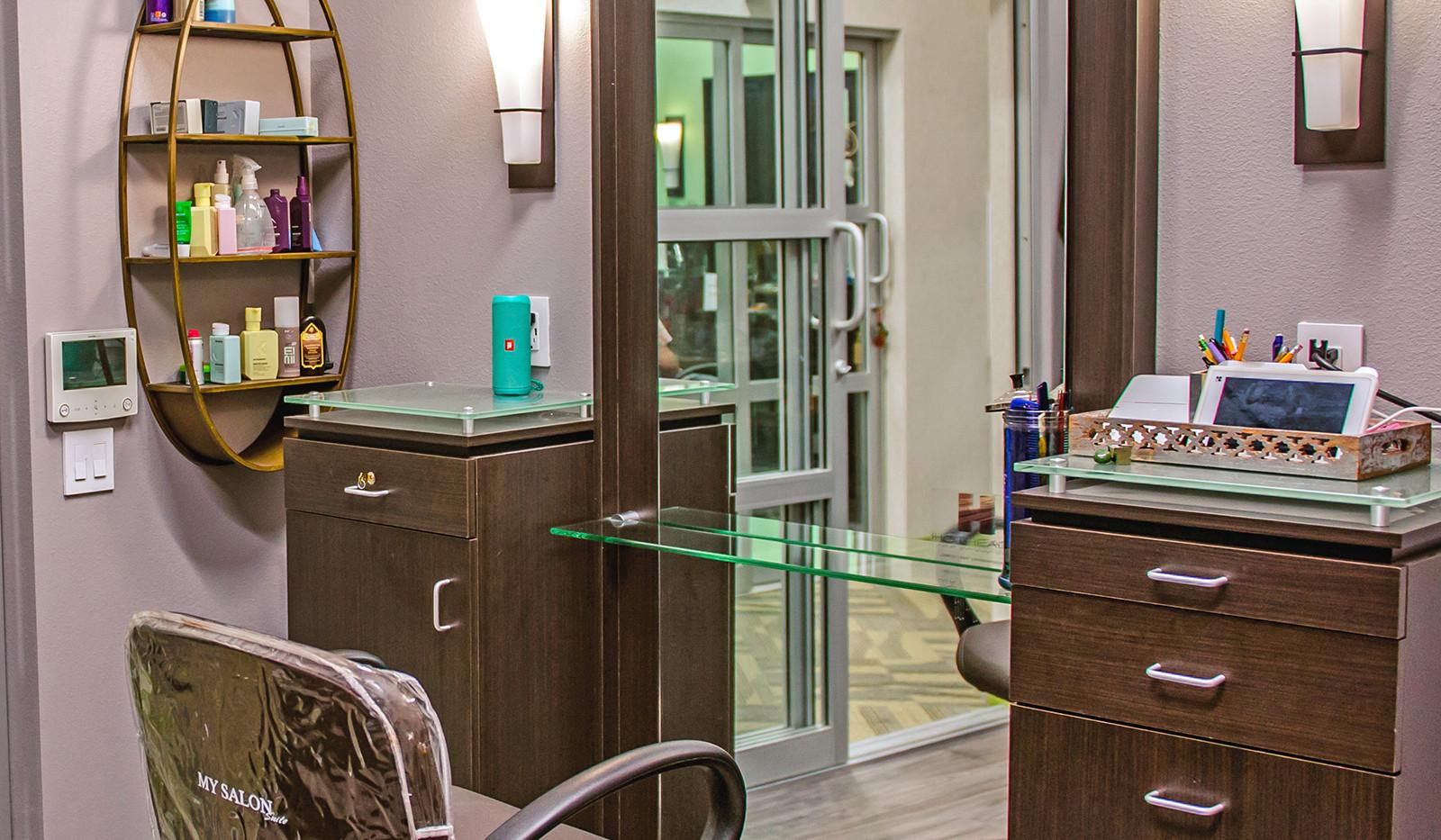 My Salon Suite Austin Suite