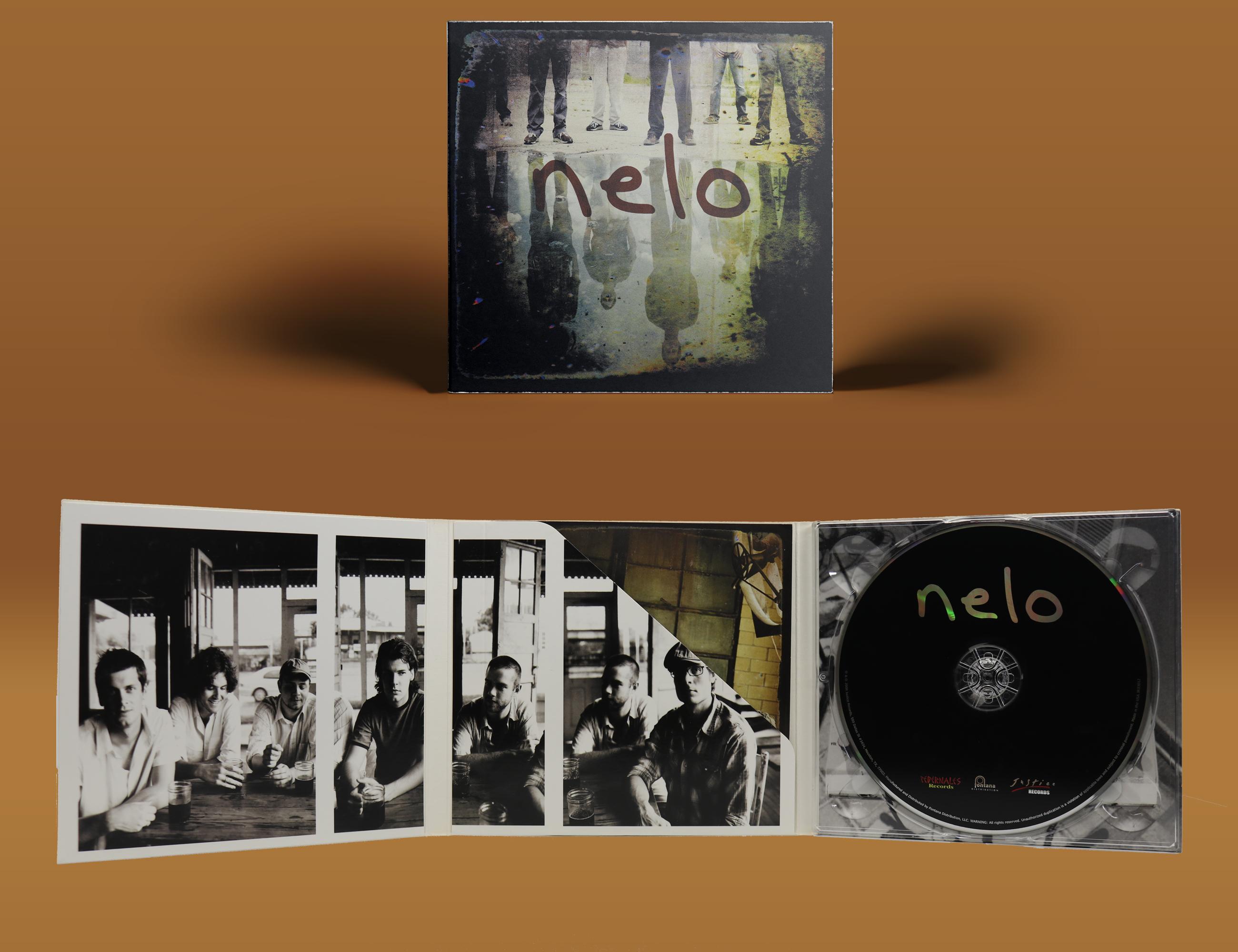 Nelo CD Packaging