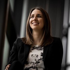 Career Courage, Innovation and Removing Barriers to Equality