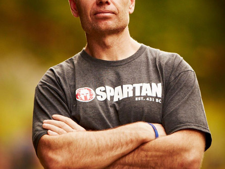 Joe De Sena CEO and Founder of Spartan on Passion, Resiliency, and Health