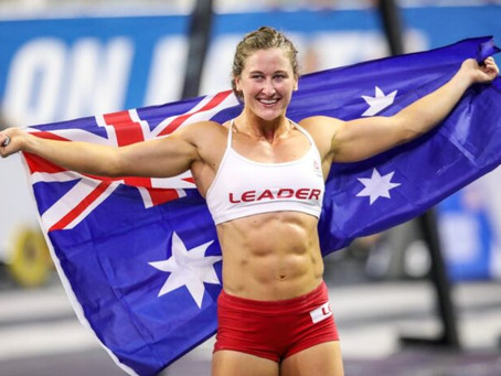 Tia-Clair Toomey- Switching to Bobsled and 4X CrossFit Games Domination