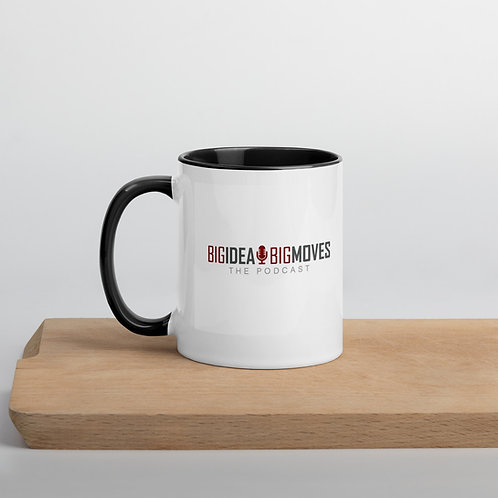 Big Idea Big Moves Podcast Mug