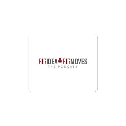 Big Idea Big Moves Sticker