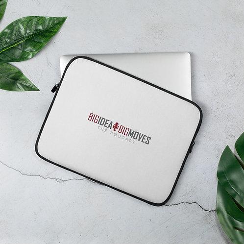 Big Idea Big Moves Laptop Sleeve