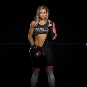 Kristen Bujnowski : Power, Pushing and Eyeing the Olympic Podium